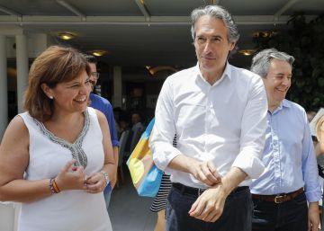 Bonig reclama una candidatura de consenso en las primarias del PP