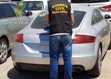 Desarticulada una banda internacional que sustraía coches en Italia y los vendía en España