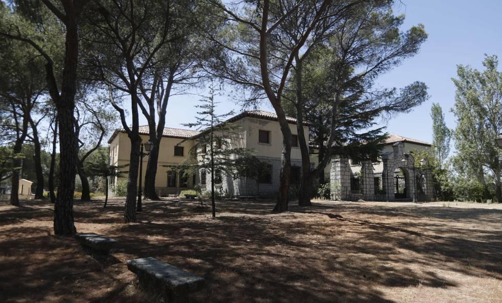 El Ayuntamiento cede un palacete en Tres Cantos para acoger migrantes