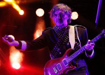 Kusturica exhibe su catarsis musical y revolucionaria en las fiestas de Madrid