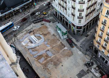 Metro cierra Gran Vía hasta abril para remodelar la estación y retirar el amianto