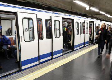 El metro de Madrid registra su mejor primer semestre desde 2008