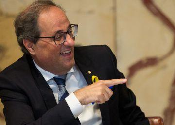 Quim Torra, últimas noticias en directo sobre Cataluña