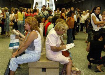 El metro ensayó en 2010 el horario nocturno en fin de semana y lo descartó