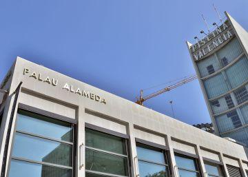 Adiós Alameda Palace, hola Palau Alameda