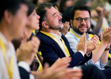 """Aragonès: """"El Estado solo negociará cuando no tenga más remedio"""""""