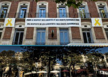 La crisis catalana cruza la frontera