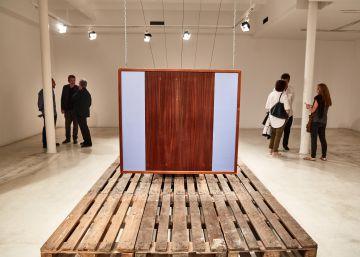 Barcelona vive su semana grande del arte contemporáneo