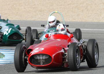 La Fórmula 1 de época regresa al Circuito del Jarama