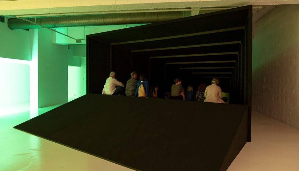 95e4e29a16 El Espai 13, convertido en una sala 'mística para escuchar ...