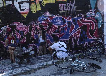 Los artistas urbanos se desmarcan de la violencia