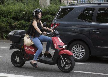 La tasa de Barcelona para bicis y motos de alquiler llega a votación