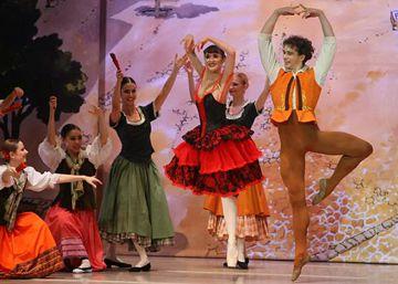 El Ballet de Catalunya triunfa con su 'Don Quijote'