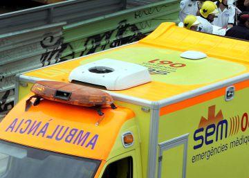 Un hombre hiere a su mujer con un hacha en Lleida y se suicida
