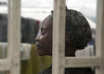 El retrato de las víctimas violadas en la República Democrática del Congo