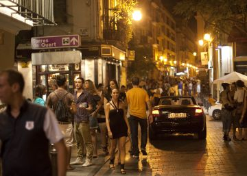 Freno al ruido en el barrio valenciano de El Carme