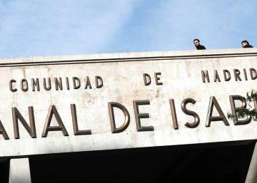 Ciudadanos y PP impiden por ley la privatización del Canal de Isabel II