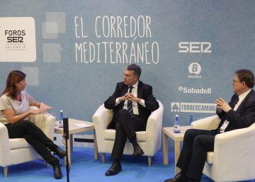 La Comunidad Valenciana y Baleares unidas en defensa del Corredor Mediterráneo