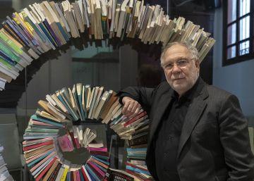 Ernesto Ekaizer presenta 'El libro negro' en La Nau de la Universitat de València