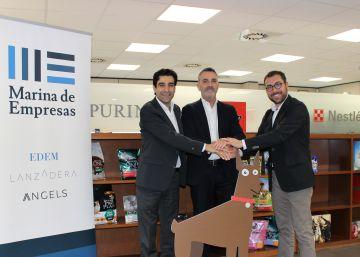 Lanzadera se alía con Purina Nestlé para buscar productos y servicios innovadores para mascotas
