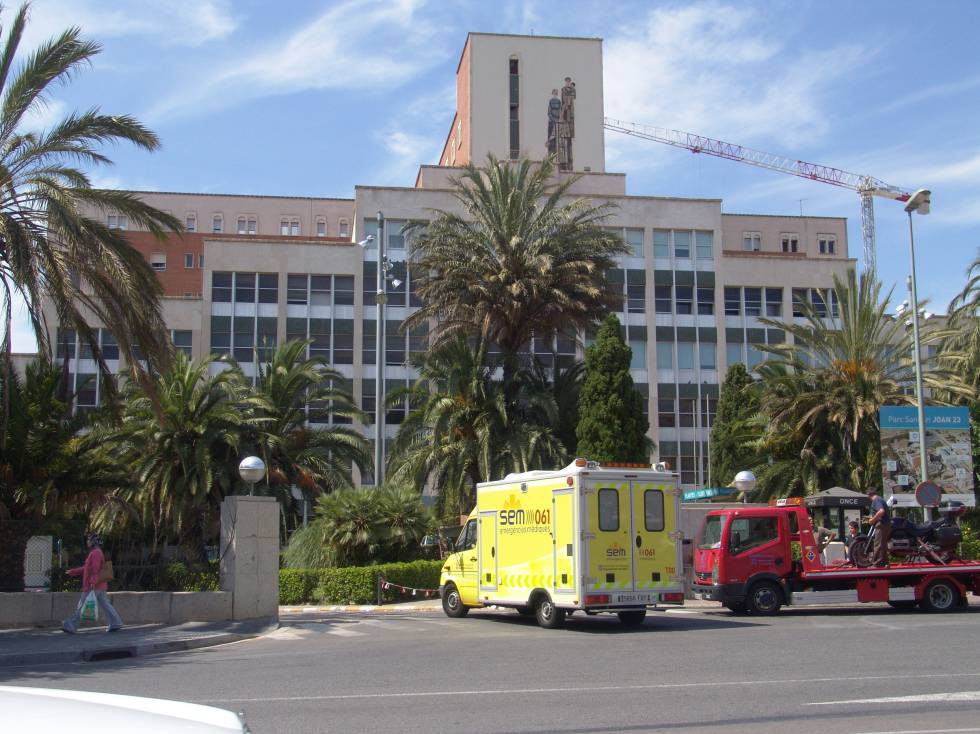 Los Mossos detienen a los padres de un bebé por presunto maltrato en Tarragona