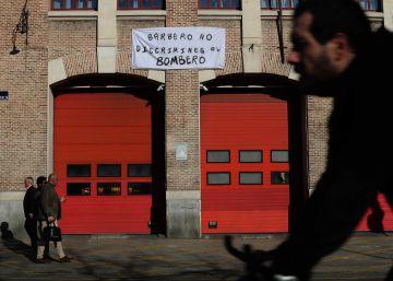 Lucha de poder tras la dimisión de 12 jefes de bomberos