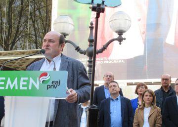 En Euskadi la campaña empieza en Álava con un PNV al alza y un PP a la baja