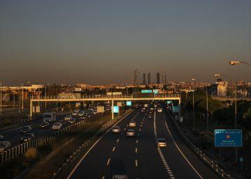 La contaminación en marzo aumenta el doble en la Comunidad que en la capital