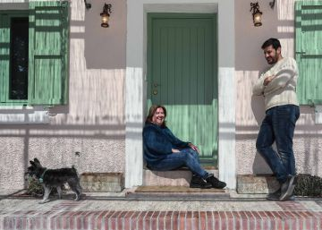 Madrileños que se organizan para consumir energía renovable