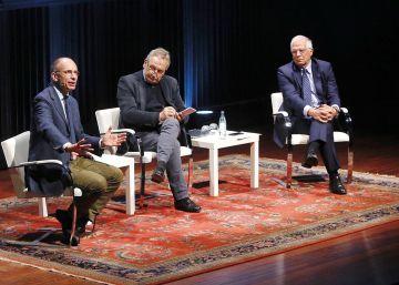 Borrell y Letta alertan del riesgo de una Europa rezagada en el mundo