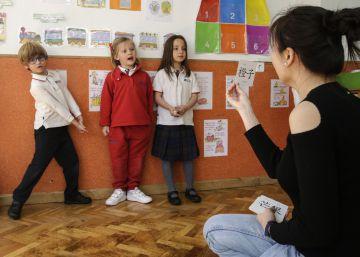 El chino, el idioma de moda en los colegios privados de Madrid