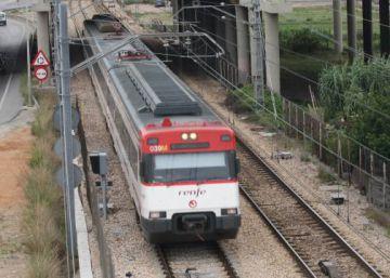 Muere un menor atropellado por un tren entre Sabadell y Terrassa