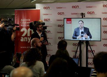 "Junqueras se abre a investir a Sánchez para evitar ""un Gobierno de extrema derecha"""