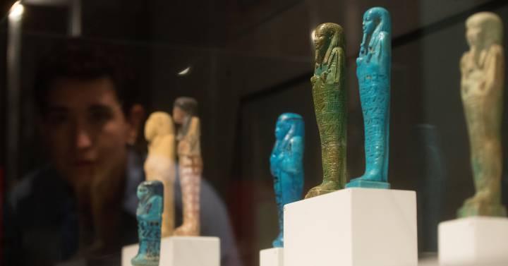 El DNI en jeroglíficos de los antiguos egipcios