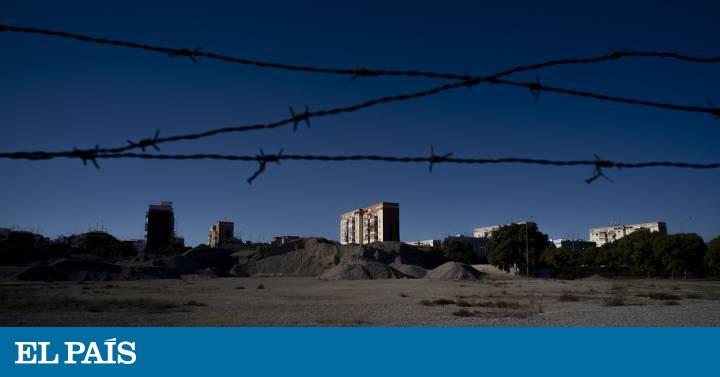 La urbanización de la mayor parcela libre de Sevilla, reactivada tras 13 años - EL PAIS
