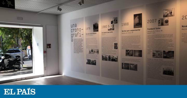La Fundación Suñol inaugura hoy con una acción de Miralda su nueva etapa - EL PAIS