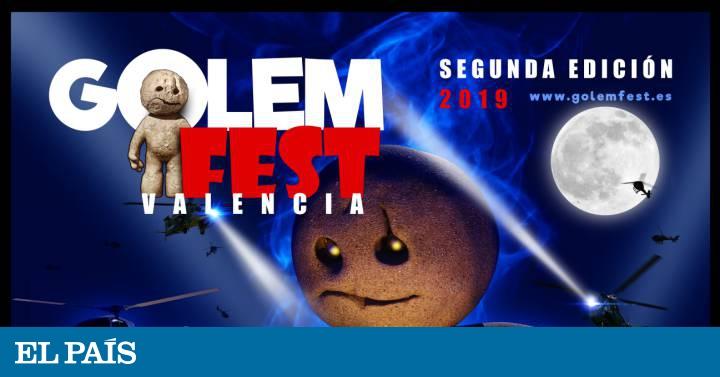 Una exposición de Paco Roca abre el Golem Fest, cita en Valencia con el terror y la ciencia ficción - EL PAIS