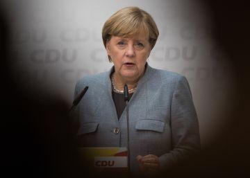 Merkel se juega su legado político con la unidad de Europa