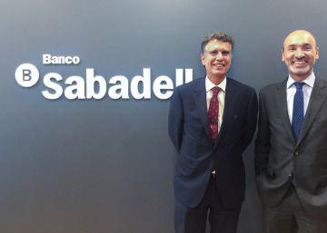 Sabadell crea un banco solo digital en México para clientes particulares