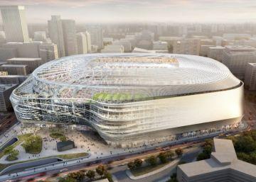 El rechazo de Mubadala a patrocinar el Bernabéu deja en el aire su reforma