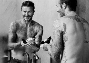 El champú de David Beckham se hace en Burgos
