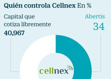 La banca de inversión prevé que La Caixa se refuerce en Cellnex ante la opa por Abertis