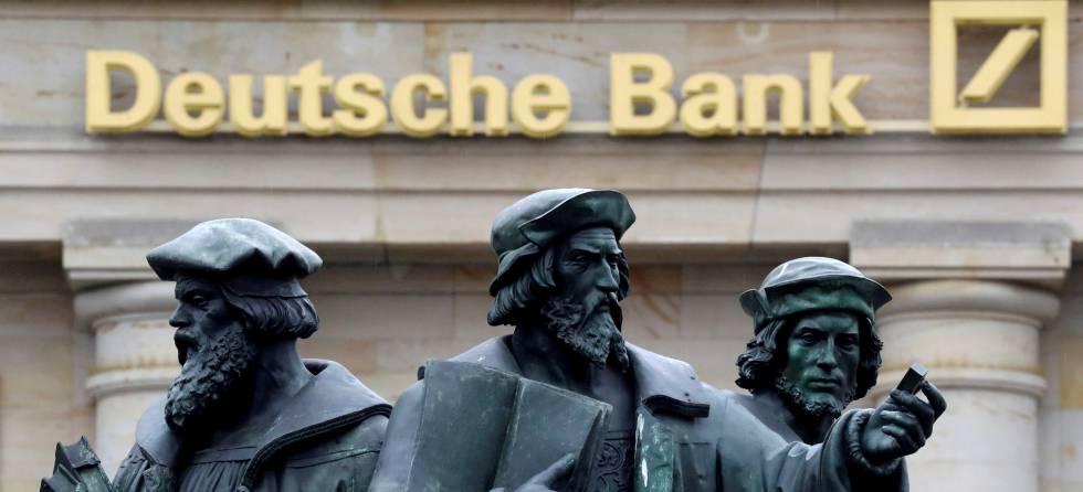 Draghi pregunta al Deutsche Bank cómo es posible transferirse a sí mismo 28.000 millones