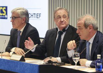 Abertis adelanta su consejo para sustituir a los representantes de La Caixa por los del grupo ACS