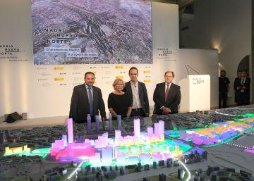 Así será el futuro del norte de Madrid