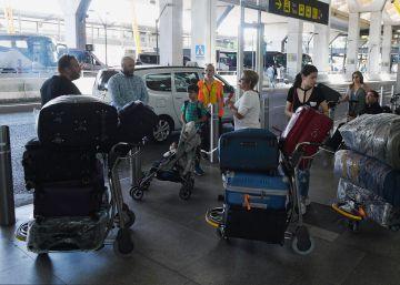 El comercio y el turismo, primeras víctimas de la huelga de taxistas