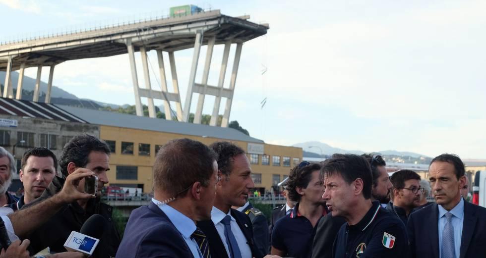 El ministro de Transportes italiano revocará la concesión a Atlantia y exige dimisiones