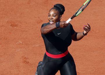 La pelea de marketing que esconde el veto al traje de Serena Williams