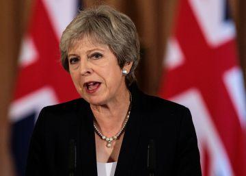 La libra vive la mayor caída en año y medio ante el riesgo de un ?brexit? sin acuerdo