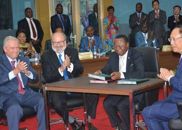 Congo confía en ACS y Three Gorges para lanzar su presa de 12.200 millones